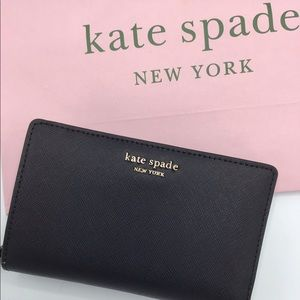 ❣️HP❣️Kate Spade Cameron Medium Bifold Wallet NWT